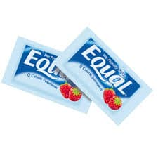 163 equal - Sucre - 1000 x Sachets