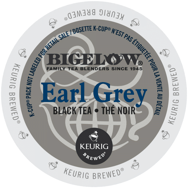 21 earl grey tea bigelow k cup ca general 600x600 - Keurig Thé Earl Grey (Bigelow) - 24
