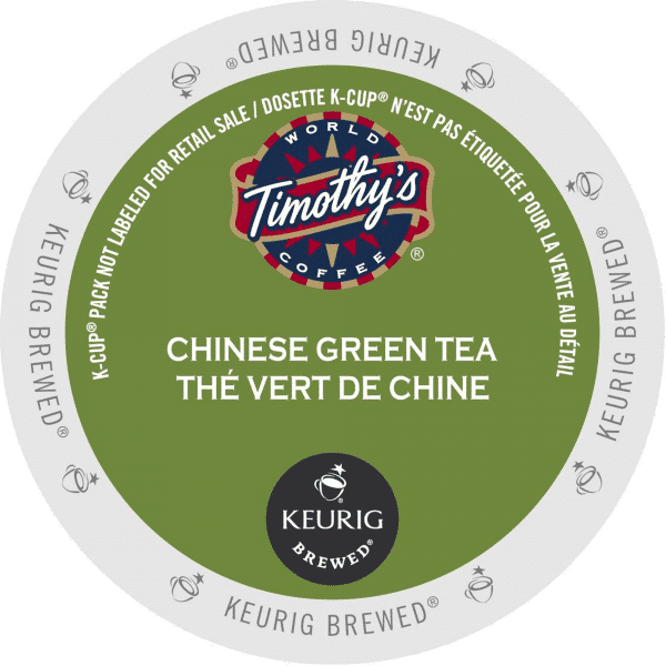 22 chinese green tea timothys k cup ca general 600x600 - Vert de chine (Timothy's) - 24
