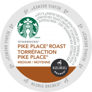 38 pike place roast coffee starbucks k cup ca general 180x180 - Colombien suprême (capsules recyclables) - 24