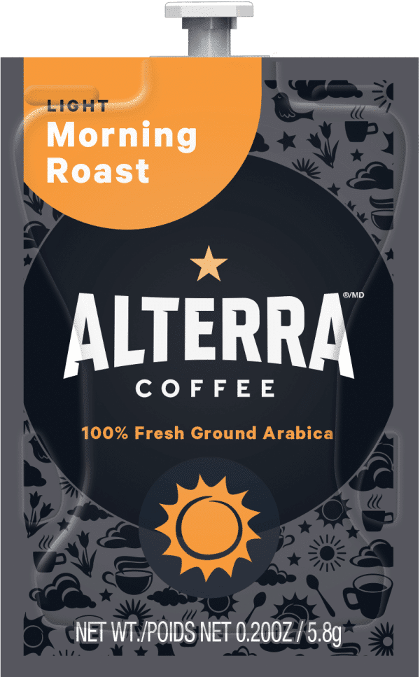 69 Alterra Morning Roast Freshpack NAM 600x967 - Morning Roast - 100 sachets