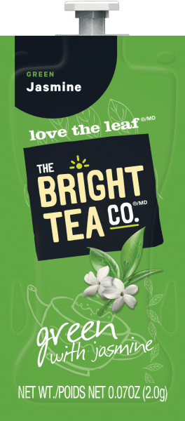87 The Bright Tea Co Green with Jasmine Freshpack NAM 264x600 - Vert au Jasmin (Green & Jasmin) - 100 sachets