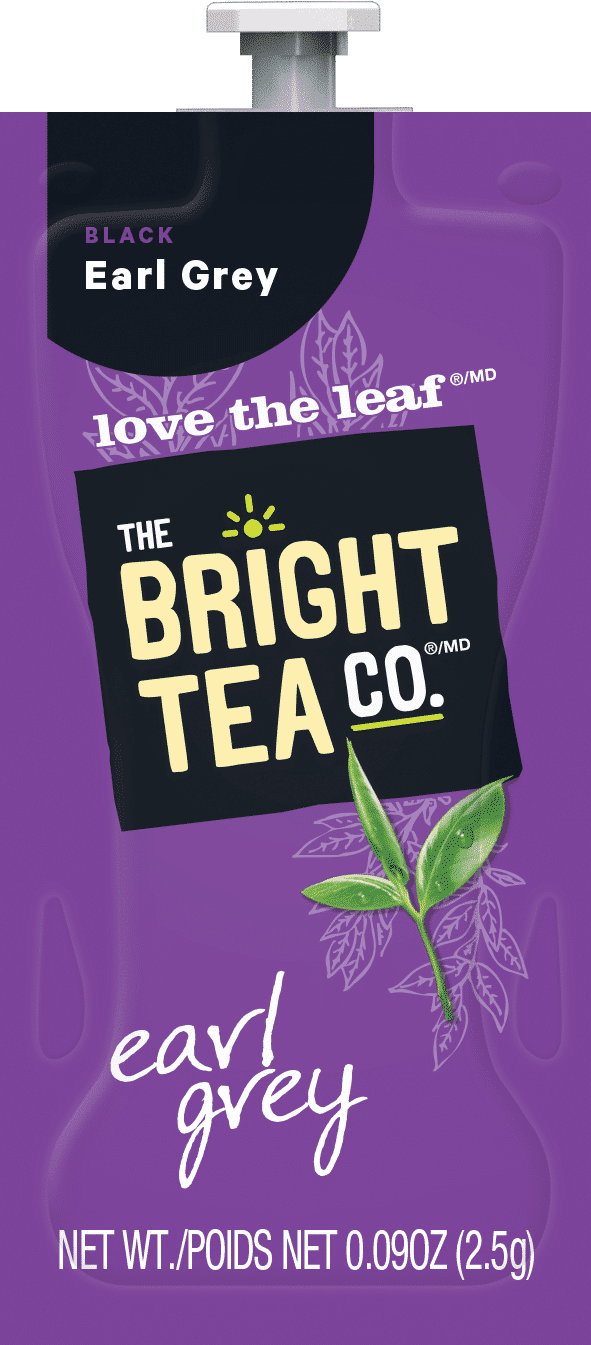 91 The Bright Tea Co Earl Grey Freshpack NAM - Earl Grey - 100 sachets