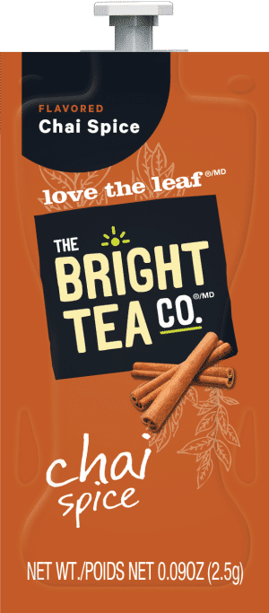 92 The Bright Tea Co Chai Spice Freshpack NAM 300x683 - Blanc à l'Orange (White & Orange) - 100 sachets