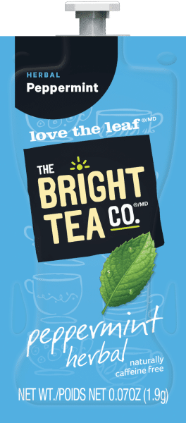95 The Bright Tea Co Peppermint Herbal Freshpack NAM 264x600 - Menthe Poivrée (Peppermint Herbal) - 100 sachets