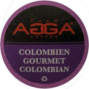 COLOMBIEN AGGA 300x300 - Caffitaly Cremoso - 10 capsules