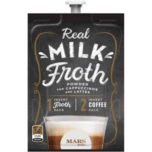 Flavia milk froth lamachineacafe 300x300 - Flavia Torréfaction française (French Roast) - 100 sachets