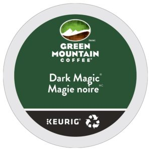 Keurig Green mountain magie noire 300x300 - Keurig Twist aux Canneberges (Timothy's) - 24