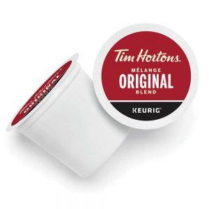 Keurig Tim Hortons original lamachineacafe 300x300 - Keurig Thé English Breakfast (Bigelow) - 24