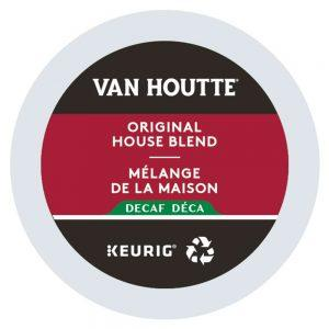 Keurig Van houtte Mélange maison decaf lamachineacafe 300x300 - Keurig Orange Pekoe (Tetley remplace temporairement le Red Rose) - 24