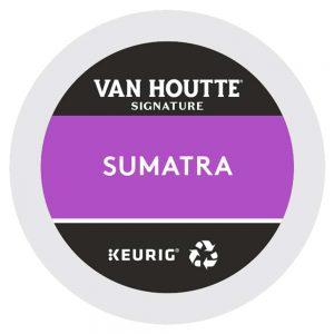 Keurig Van houtte Sumatra lamachineacafe 300x300 - Soave - 10 capsules(Compatible Nespresso)
