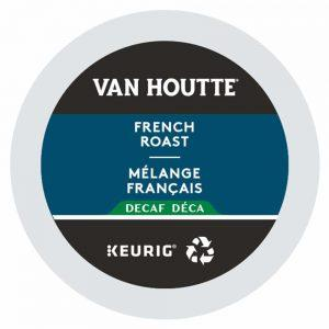 Keurig Van houtte Torrefaction francaise decaf lamachineacafe 300x300 - Caffitaly Prezioso - 10 capsules