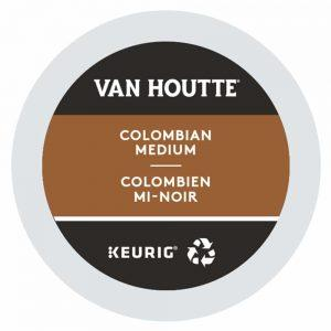 Keurig Van houtte colombien mi noir lamachineacafe 300x300 - Keurig Thé English Breakfast (Bigelow) - 24