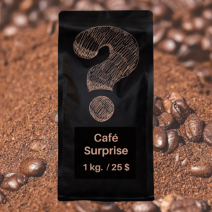 La Machine a Cafe Abonnement Cafe surprise 1kg 300x300 - Café surprise pour machine manuelle (1 kg.) - Sur abonnement seulement