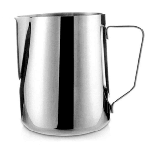 Pot à lait 600ml lamachineacafe 300x300 - Bouton noyer groupe E61 Rocket  M8