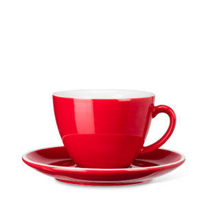 Tasse avenue rouge lamachineacafe 1 300x300 - Tasse à Latte Acme Evolution Feijos